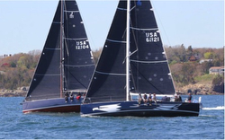 J/121 debut in Block Island Race