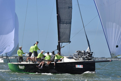 J/111 sailing St Pete NOOD regatta