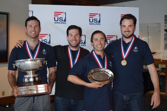 J/22 USA match race winners