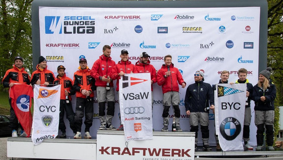 J/70 Deutsche Segel-bundesliga winners- Starnberg
