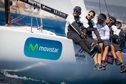 J/80 sailing Copa de Espana