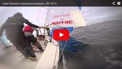 J/80 youtube sailing video