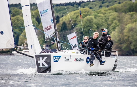 J/70 German Sailing League- Starnberg, Germany