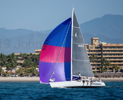 Gorgeous Bahia de Banderas Bay Regatta!