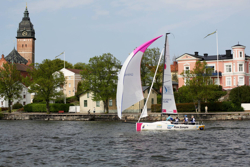 j/70 sailing in sweden
