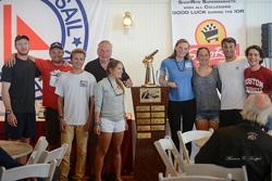 J/105 Storm Trysail Club college regatta winners