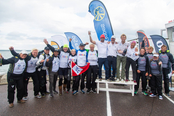 Swedish J/70 Sailing League winners