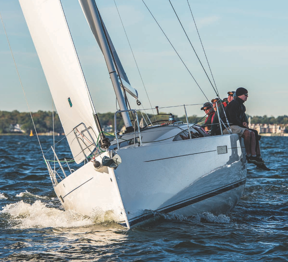 J/112E sport cruiser- Sailing World Boat of the Year