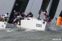 J/112E sailing JCup