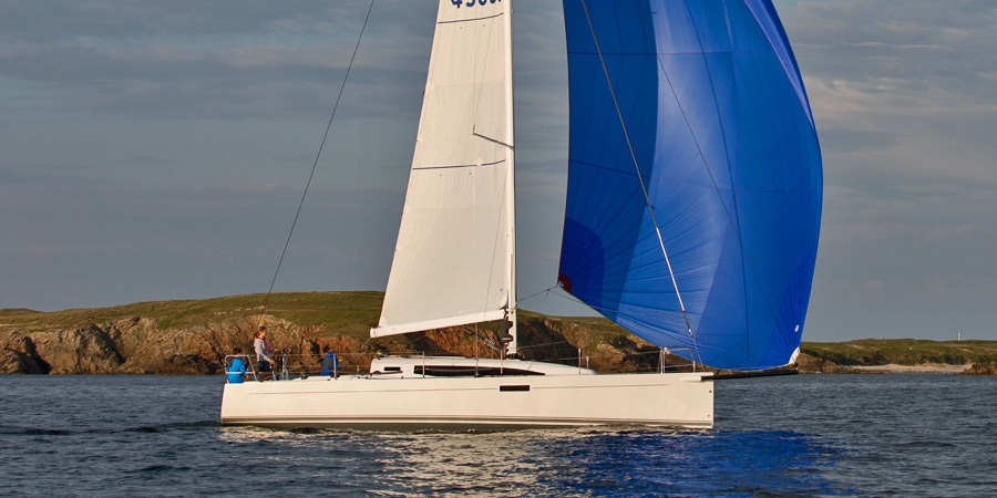 J/112E sport cruiser- a cruising sailboat for families