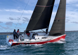 J/111's Sailing FUN Down Under!