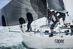 J/120 CAPER sailing San Diego NOOD
