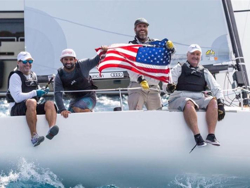 J/70 Peter Duncan Relative Obscurity- World Champions