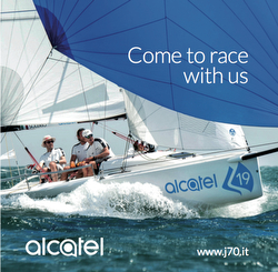 Alcatel J/70 CUP in Italy