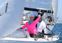 J/70 sailing Yachting Cup San Diego