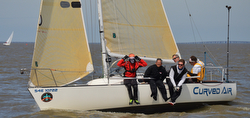 J/27 sailing Midwinters New Orleans