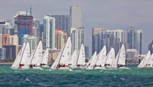 Bacardi Sailing Week J/70 fleet
