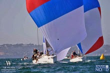 J/120s sailing San Diego NOOD regatta offshore