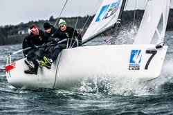 J/70 sailing in Germany