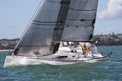 J/111 sailing Solent
