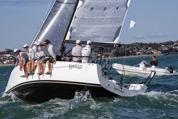 J/111 DJANGO sailing New Zealand