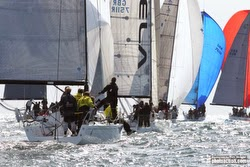 J/109s sailing in England