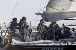 J/105 at OCSC sailing