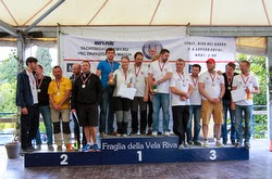 J/80 Russia Yachting Cup winners