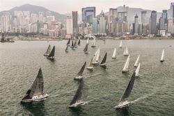 J/145 sailing China Sea Race