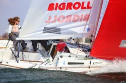 J/22 sailing Netherlands van uden reco regatta