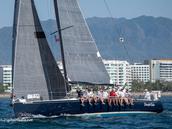 J/145 sailing Banderas Bay Regatta