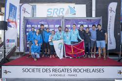 French J/80 Sailing League winners