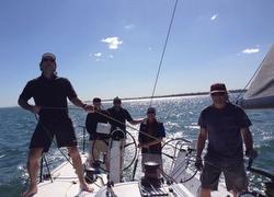 happy Australian J/Crew