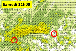 Lake Geneva weather forecast- Bol d'Or Race- Switzerland