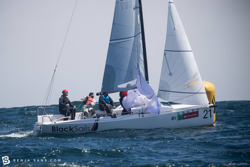 BLACK SAILS Crowned J/70 South American Champion