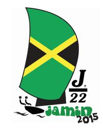 J/22 Jammin Jamaica logo