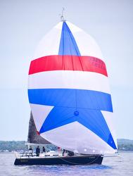 J/44 Maxine sailng AYC Spring regatta