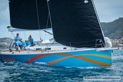 J/122 El Ocaso- Chris Body- sailing St Maarten
