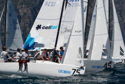 J/70 sailing Europe