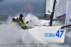 J/70 Worlds- Claudi Rossi from Italy
