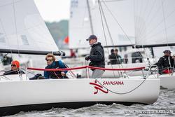J/70 Savasana sailing Annapolis NOOD