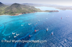 Antigua Sailing Week overview
