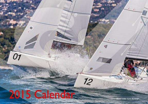 J/Sailing Calendar 2015