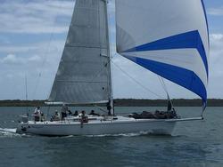 J/130 sailing Australia