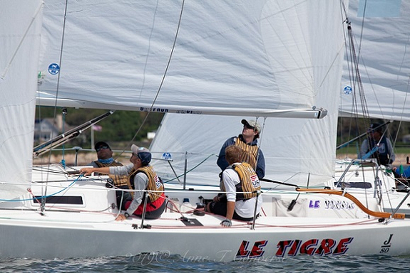 CBYRA Top US Sailing's Mallory Trophy
