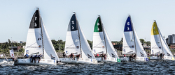 J/70s in European Champions Sailing League
