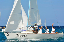 J/22 Zipper sailing Jammin Jamaica regatta