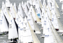 SPI OUEST France Easter Regatta Announcement