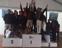 J/80 Obelix Trophy winners- France