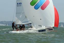 J/70 UK sailing fast